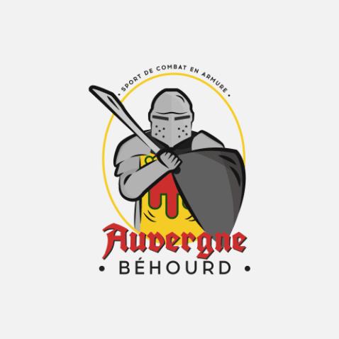 Logo Auvergne Béhourd