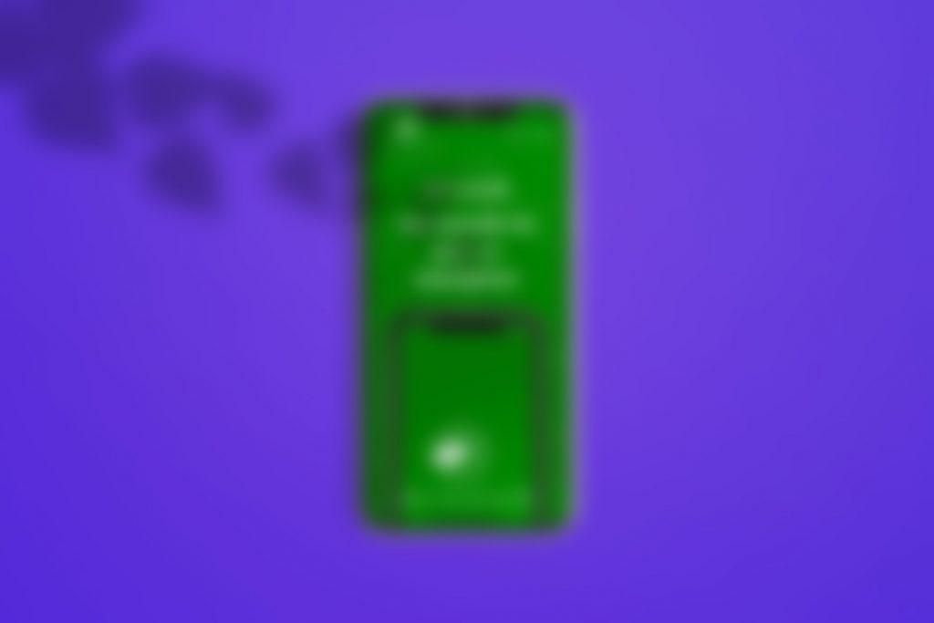 Mockup GreenB [en cours]